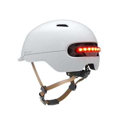 Xiaomi Helmet Smart4U City Smart Flash Large 57-61 White