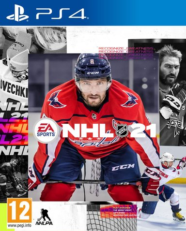 EA Games NHL 21 null