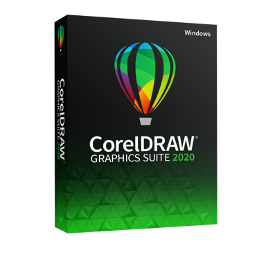 Corel Coreldraw Graphics Suite 2020 Windows Engelsk Box null