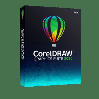 Corel Coreldraw Graphics Suite 2020 Mac Engelsk Box null