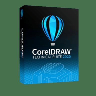 Corel Coreldraw Technical Suite 2020 Win Eng Box