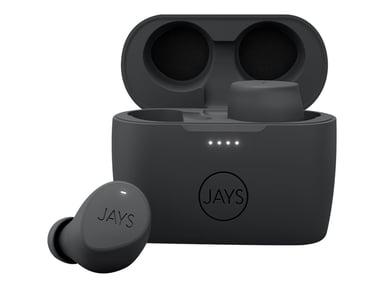 Jays m-Five True Wireless In-Ear Grey Grå