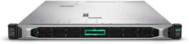HPE ProLiant DL360 Gen10 - 2x240GB SSD, redundant PSU & extra RAM Xeon 10-kärnig 64GB