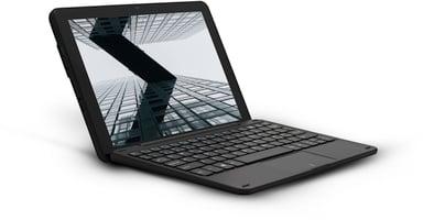 "Lamina LT1034 Win10 Pro + Nordic Keyboard 10.1"" 64GB 64GB 4GB Musta"