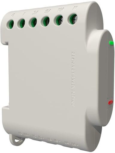 Shelly 3EM trefas energimätning WiFi