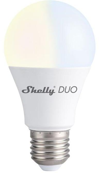 Shelly WiFi LED-bulb Duo