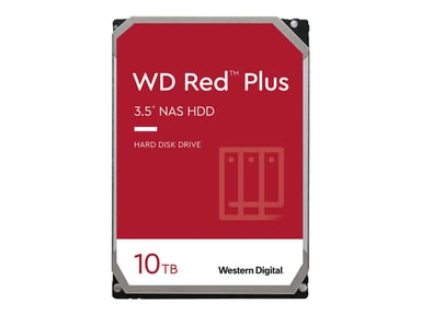WD Red Plus NAS