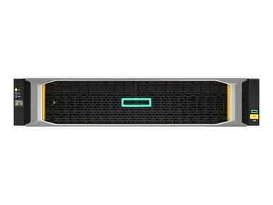 HPE MSA 2060 10GbE iSCSI SFF