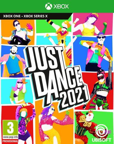 Ubisoft Just Dance 2021