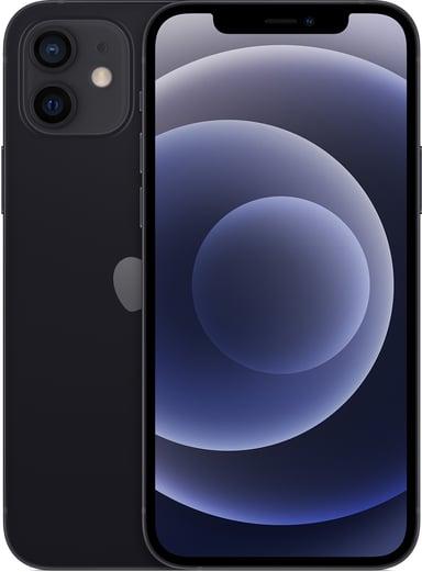 Apple iPhone 12 128GB Musta