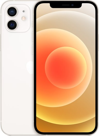 Apple iPhone 12 128GB Vit