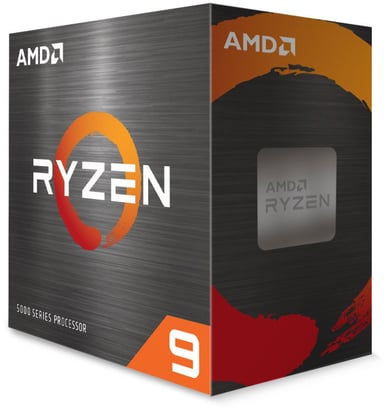 AMD Ryzen 9 5950X 3.4GHz Socket AM4 Suoritin