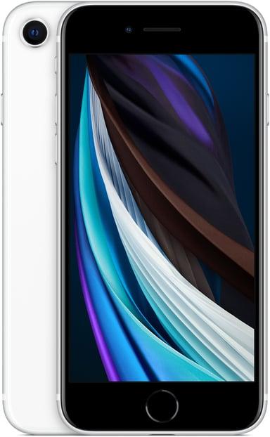Apple iPhone SE (2020) 128GB Vit