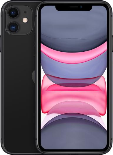 Apple iPhone 11 128GB Svart
