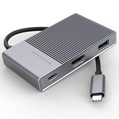 Hyper HyperDrive Gen2 6-in-1 USB-C Minidock