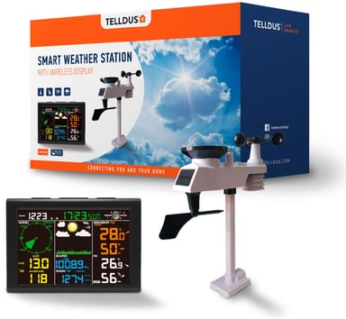 Telldus Smart Weather Station
