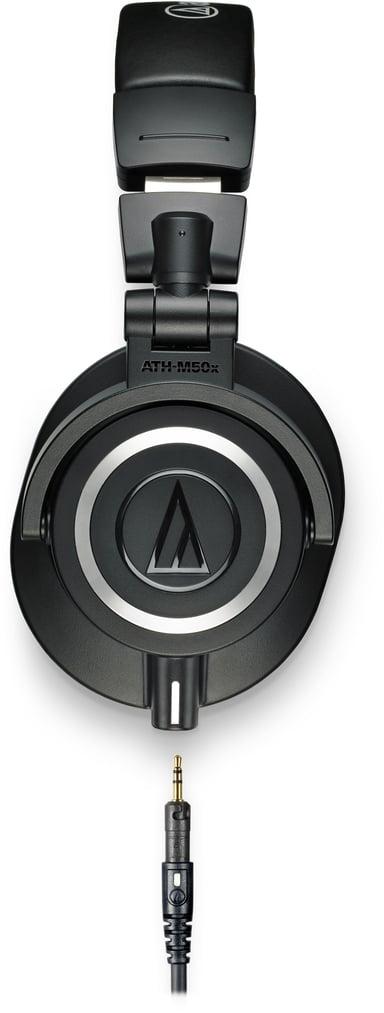 Audio-Technica ATH M50X Svart