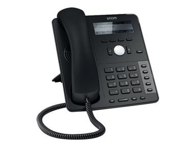 Snom D712 HD Desk Telephone POE #Demo null