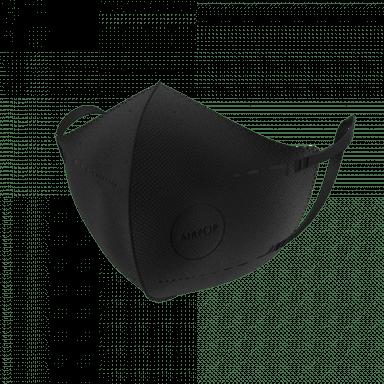 Airpop Pocket Mask NV Svart 4-Pack