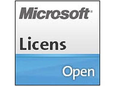 Microsoft SQL Server Standard Edition - lisens & programvareforsikring Lisens & programvareforsikring