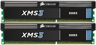Corsair Xms3 16GB 1,600MHz DDR3 SDRAM DIMM 240-pin