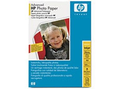 HP Papir Photo Advanced Glossy A4 25-Ark 250g