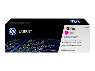 HP Toner Magenta 305A 2.6K - CE413A