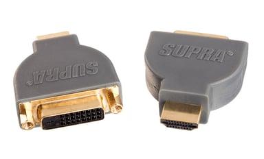 Jenving Adapter HDMI Hane DVI-D Hona