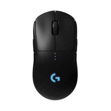 Logitech Gaming Mouse G Pro Wireless 16,000dpi Mus Trådlös Svart