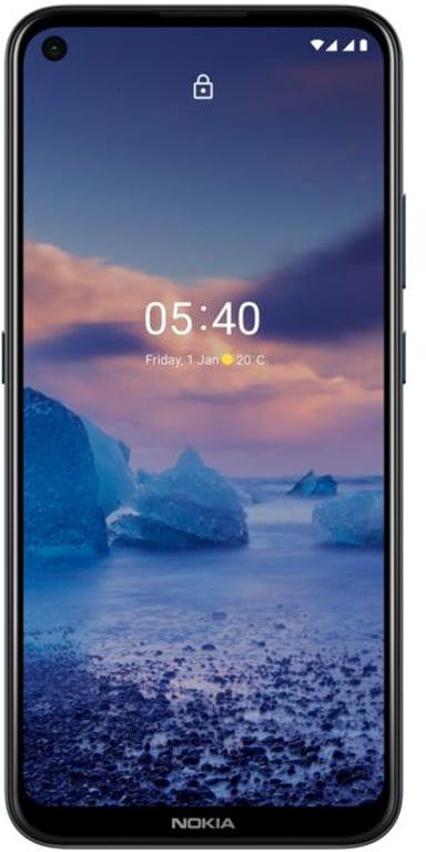 Nokia 5.4 64GB Dual-SIM Blå