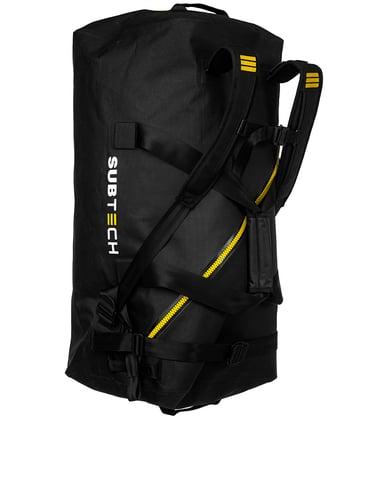 Subtech Sports Pro Drybag 100L Gul Hvit Svart