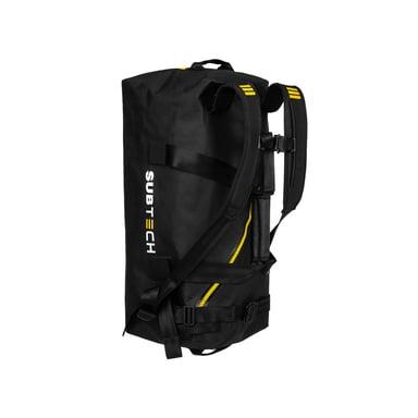 Subtech Sports Pro Drybag 45L Gul Svart Vit