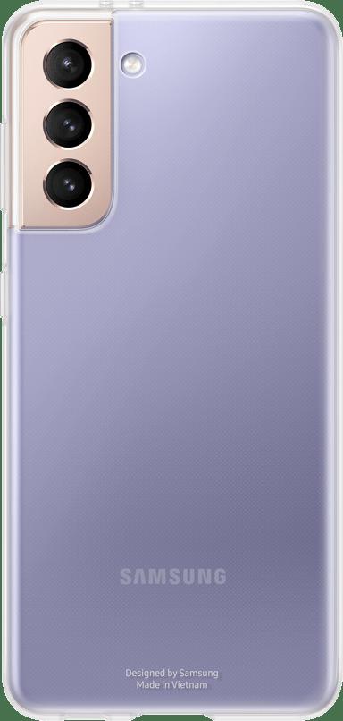 Samsung Clear Cover EF-QG991 Samsung Galaxy S21 Transparent