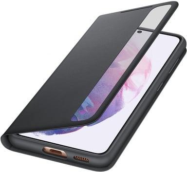 Samsung Smart Clear View Cover EF-ZG996 Samsung Galaxy S21+ Svart