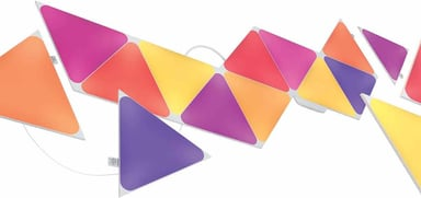Nanoleaf Shapes Triangles Starter Kit - 15 Panels