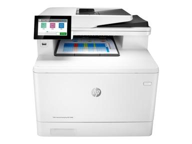 HP Color Laserjet Enterprise M480f A4 MFP null