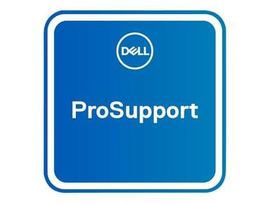 Dell Päivitä tästä 1 Vuosi Basic Onsite mihin 3 Vuotta ProSupport