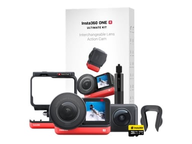 Insta360 One R Ultimate Kit null
