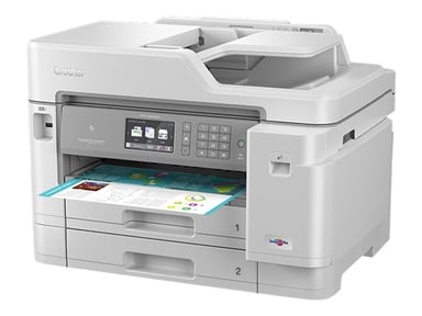Brother MFC-J5945dw A3 Mfp #Demo
