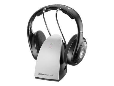 SENNHEISER RS-120 Ii Wireless #Demo Silver Svart