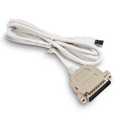 Honeywell Kabel USB till Parallell Adapter DB-25