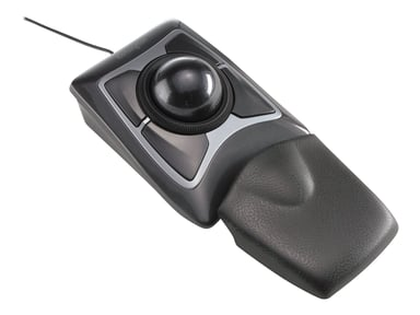 Kensington Expert Mouse Pallohiiri Langallinen Musta