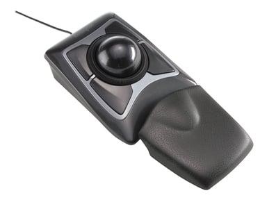 Kensington Expert Mouse Trackball Met bekabeling Zwart