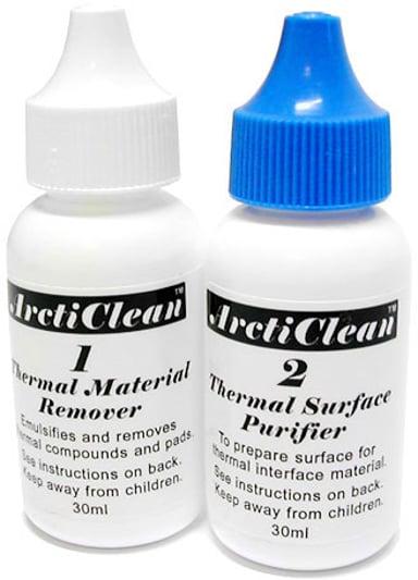 Arctic Silver ArctiClean 1 & 2 null