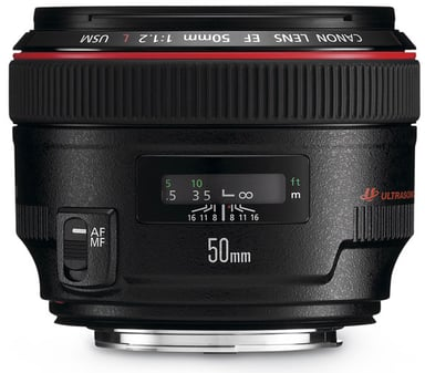 Canon Ef 50/1.2 L Usm
