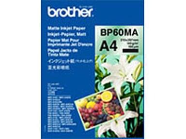 Brother Papir Photo Matt A4 25-Ark 145g