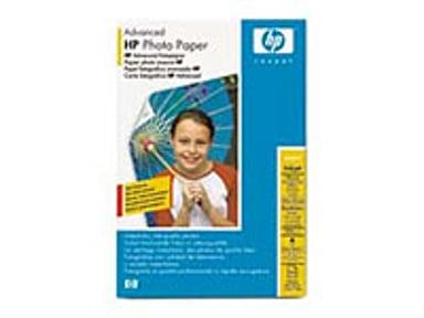 HP Papper Photo Advanced Glossy 10X15cm 100-Ark 250g