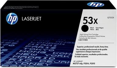 HP Värikasetti Musta 7K - Q7553X