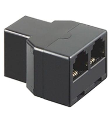 Microconnect Adapter RJ-11 Hona RJ-11 Hona