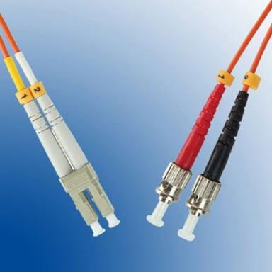 Microconnect Optisk Fiberkabel ST/UPC LC/UPC OM1 3m 3m